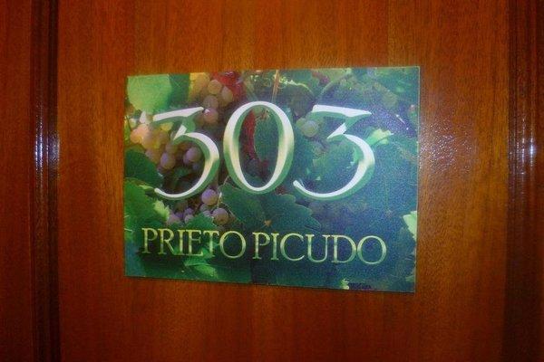 Hostal Restaurante Pirineos - фото 19