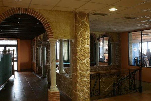 Hotel Restaurante Banos - фото 12