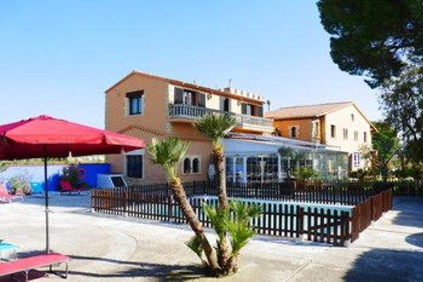 Hotel Restaurant El Bosc - фото 23
