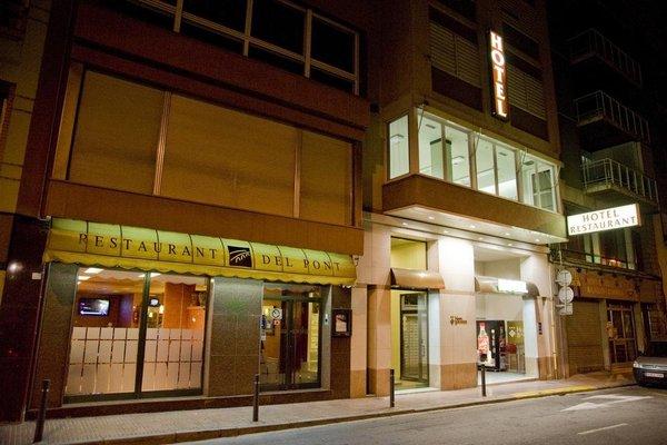 Hotel Balaguer - фото 20