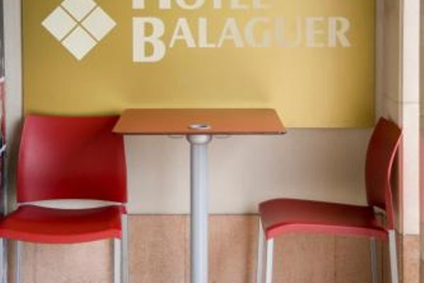 Hotel Balaguer - фото 6
