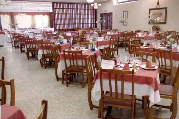 Hostal Restaurante El Paso - фото 13