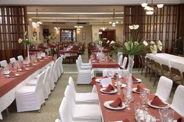 Hostal Restaurante El Paso - фото 14