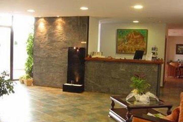 Hotel Conde De Badaran - фото 9