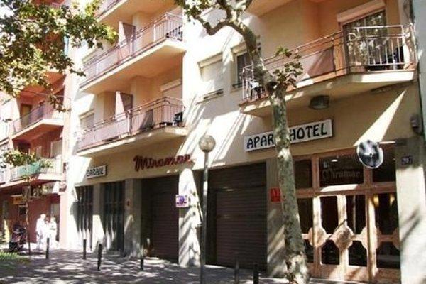 Apart-Hotel Miramar - фото 20