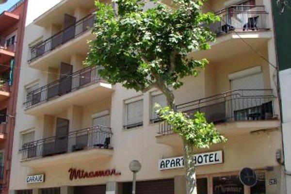 Apart-Hotel Miramar - фото 21