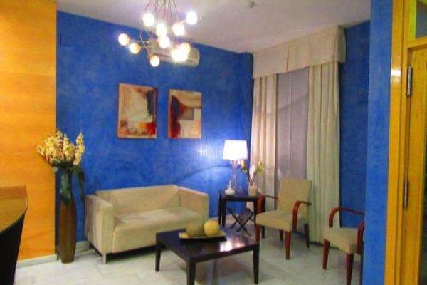 Hotel San Marcos - фото 8