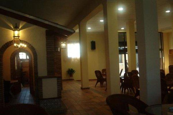 Hotel Luz de Guadiana - фото 11