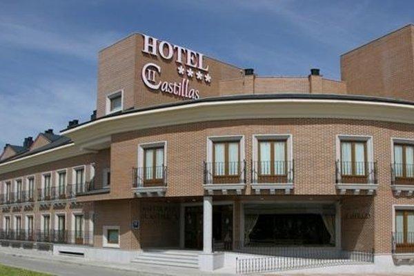 Hotel II Castillas Avila - 19