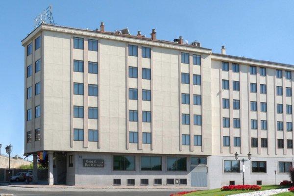 Hotel Don Carmelo - фото 23