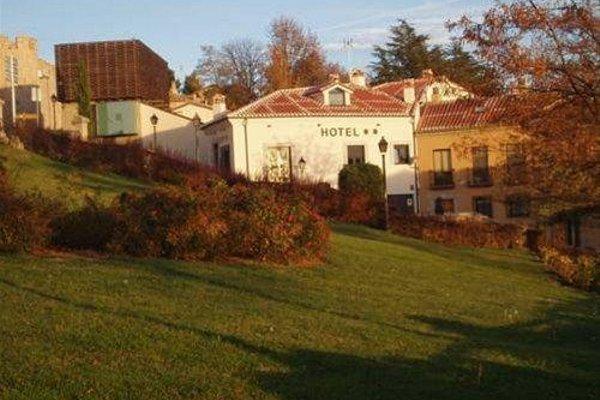 Hotel Puerta de la Santa - фото 20