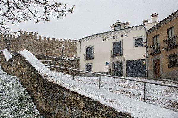 Hotel Puerta de la Santa - фото 22