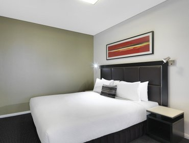 Гестхаус Meriton Serviced Apartments Campbell Street