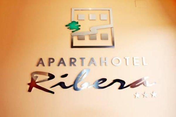 Apartahotel Ribera - фото 7