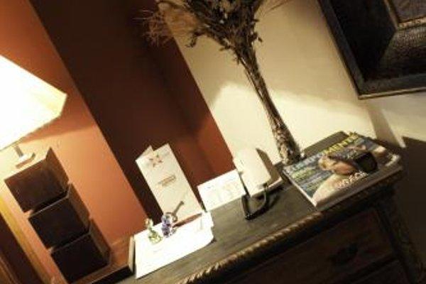 Hotel Posada La Robleda - фото 12