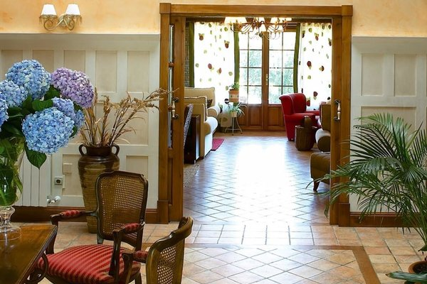 Hotel Posada La Robleda - фото 13