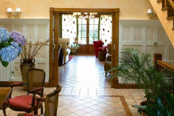 Hotel Posada La Robleda - фото 14