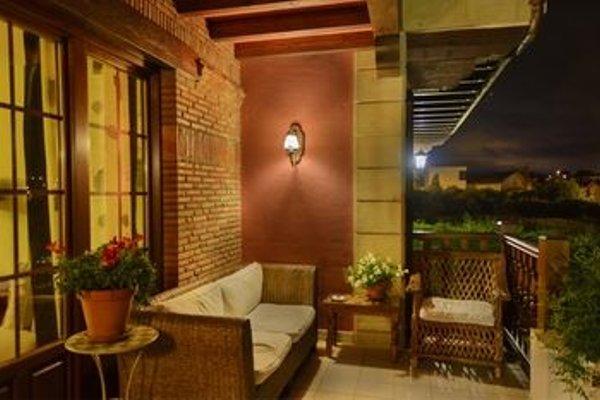 Hotel Posada La Robleda - фото 5