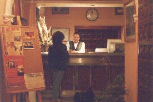 El Faisan C&R Hotel - фото 17