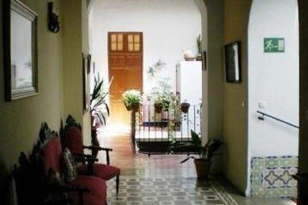 Hotel La Fonda del Califa - фото 13