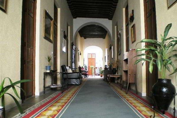 Hotel La Fonda del Califa - фото 17