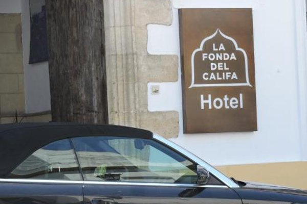 Hotel La Fonda del Califa - фото 21