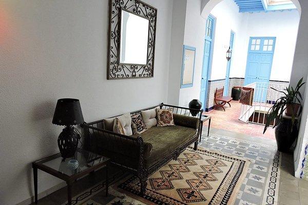 Hotel La Fonda del Califa - фото 8