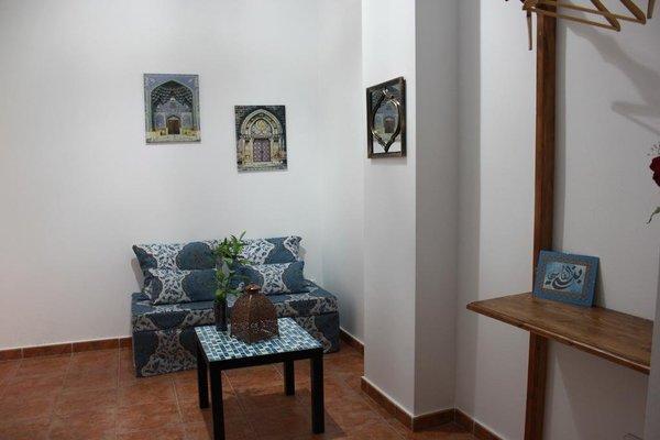 Hostel Puerta de Arcos - фото 12
