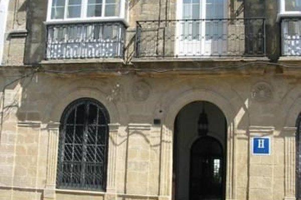 Hostel Puerta de Arcos - фото 23