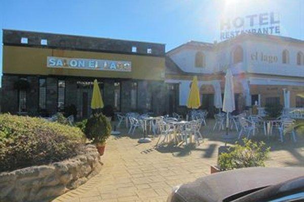 Hotel Restaurante El Lago - фото 18
