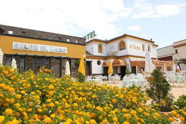 Hotel Restaurante El Lago - фото 19