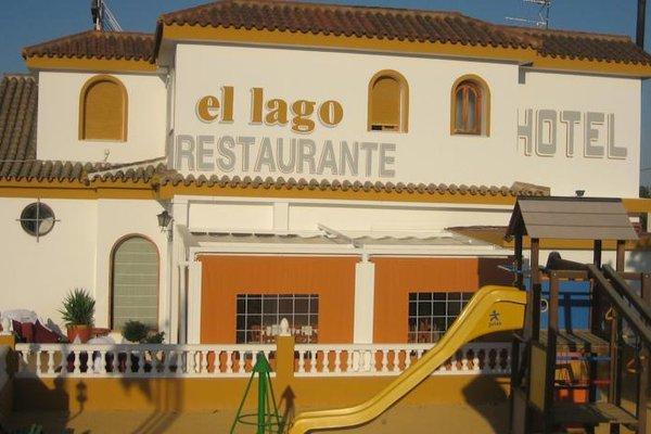 Hotel Restaurante El Lago - фото 20