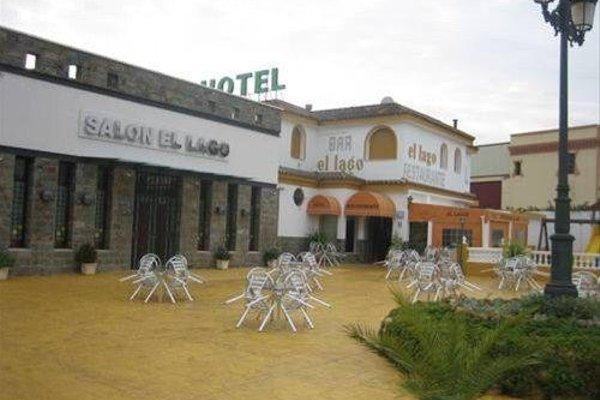 Hotel Restaurante El Lago - фото 22