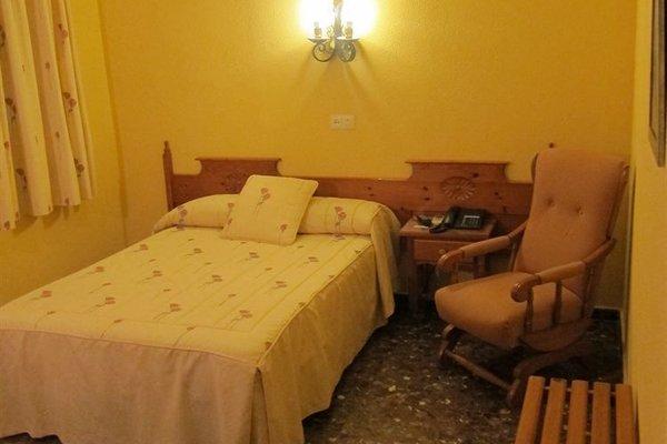 Hotel Restaurante El Lago - фото 3
