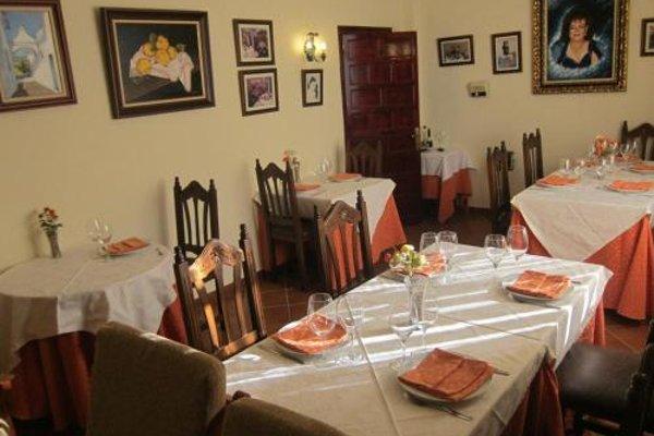 Hotel Restaurante El Lago - фото 8