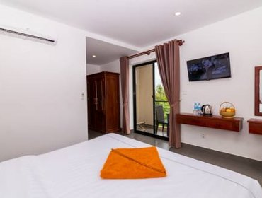 Guesthouse Siem Reap Holiday Garden