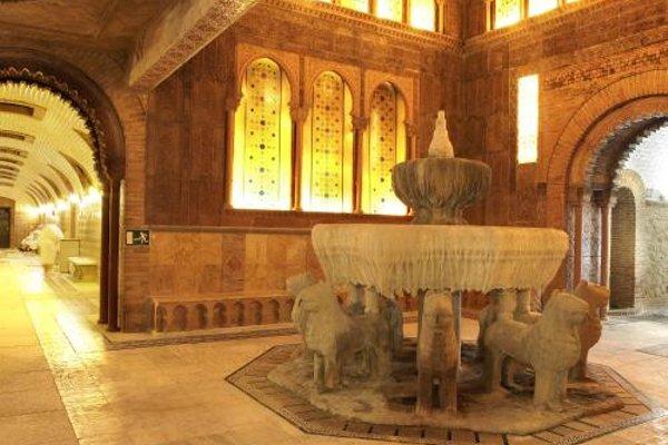 Balneario de Archena - Hotel Leon - 19