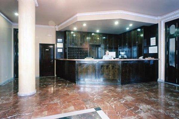 Balneario de Archena - Hotel Leon - 9