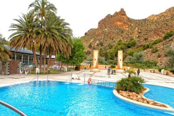 Balneario de Archena - Hotel Termas - 21