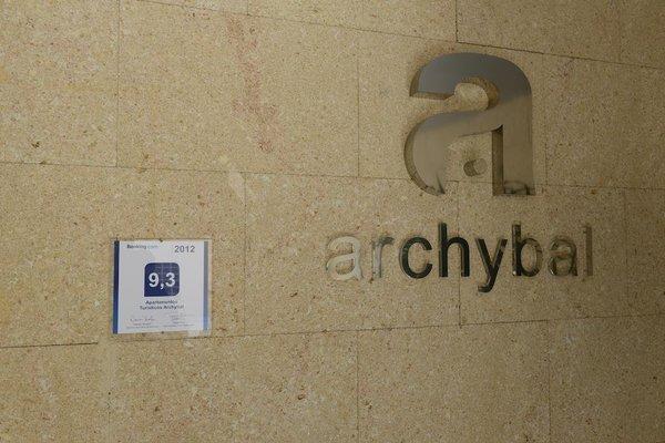 Archybal Apartamentos Turisticos y Suites - фото 19