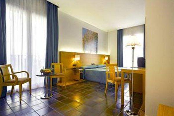 Balneario de Archena - Hotel Levante - фото 4