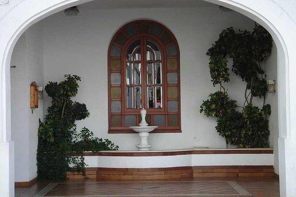 Hotel Los Castanos - фото 18