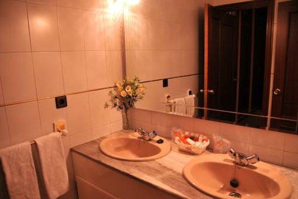 Hotel Los Castanos - фото 9