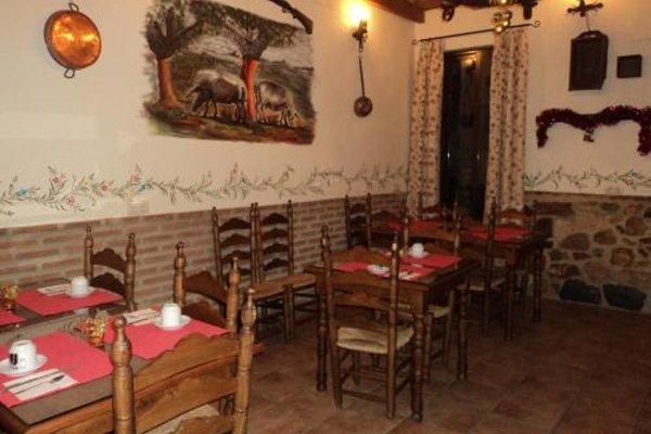 Hostal Rural Molino Del Bombo - фото 15