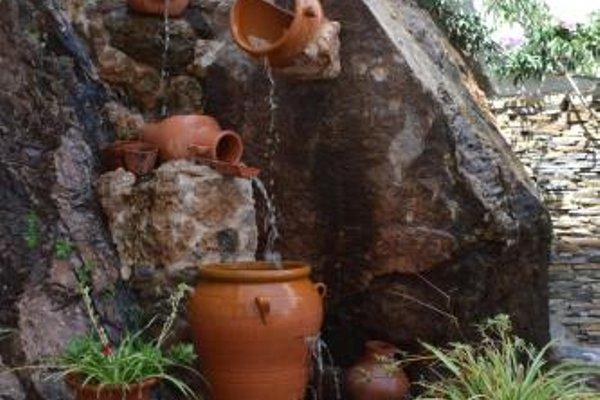Hostal Rural Molino Del Bombo - фото 21