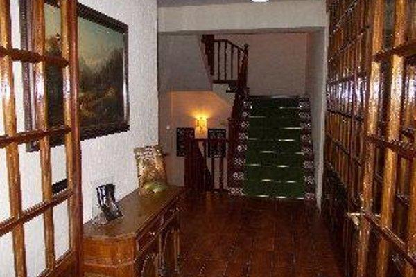 Hotel Sierra de Aracena - фото 16