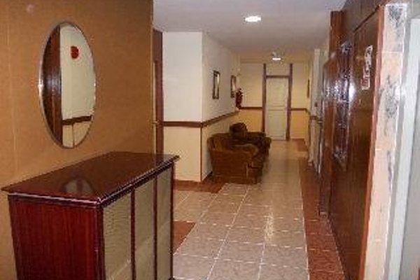 Hotel Sierra de Aracena - фото 17