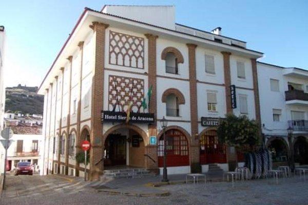 Hotel Sierra de Aracena - фото 21