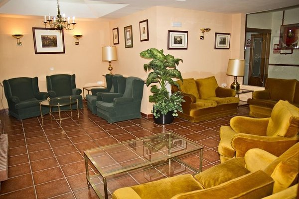 Hotel Sierra de Aracena - фото 5