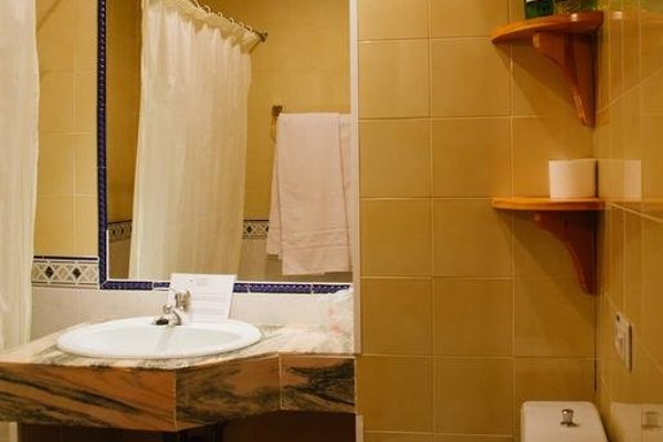 Hotel Sierra de Aracena - фото 8